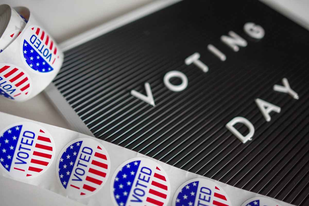 An Election Day Message