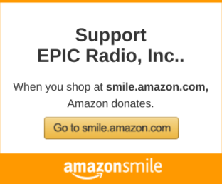 Support epic radio on amazon smile.  for each item you purchase, amazon will donate a portion of the funds to us here at epic radio